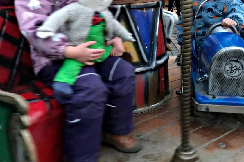 Weihnachtsmarkt Xanten mit kleinen Kindern