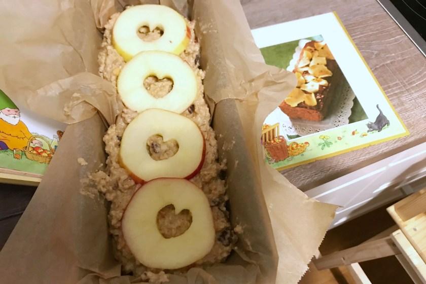 Apfelbrot nach Zwergenstuebchen Rezept