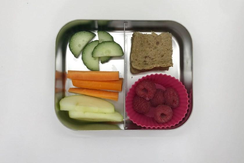 Brotdosen Ideen Kinder einfach gesund