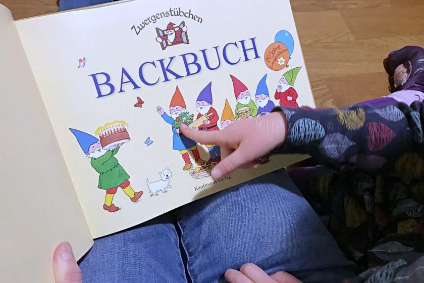 Buchvorstellung Zwergenstuebchen Backbuch
