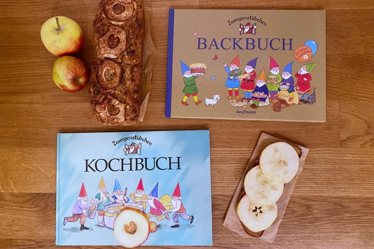 Zwergenstuebchen Kochbuch Backbuch Erfahrungen