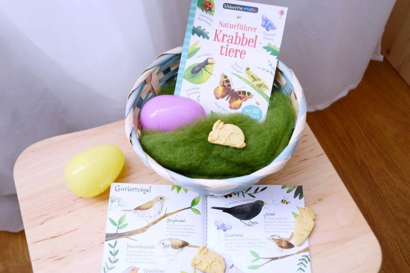 Buchtipp Kleinigkeiten fuer Ostern Kinder Naturfuehrer