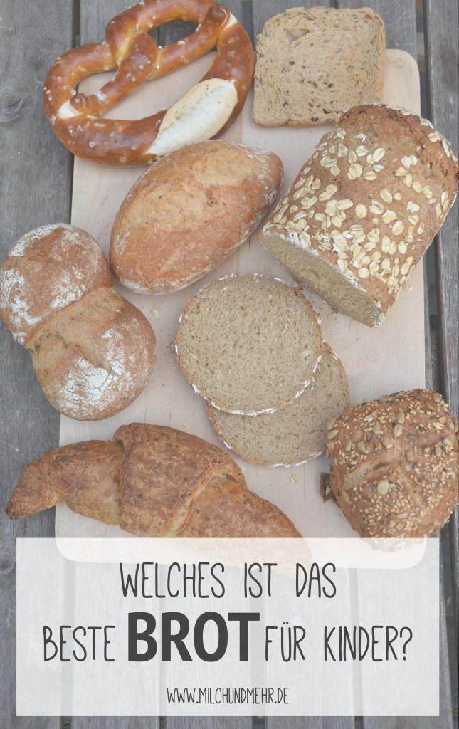 Brot und Backwaren fuer Kinder im Vergleich