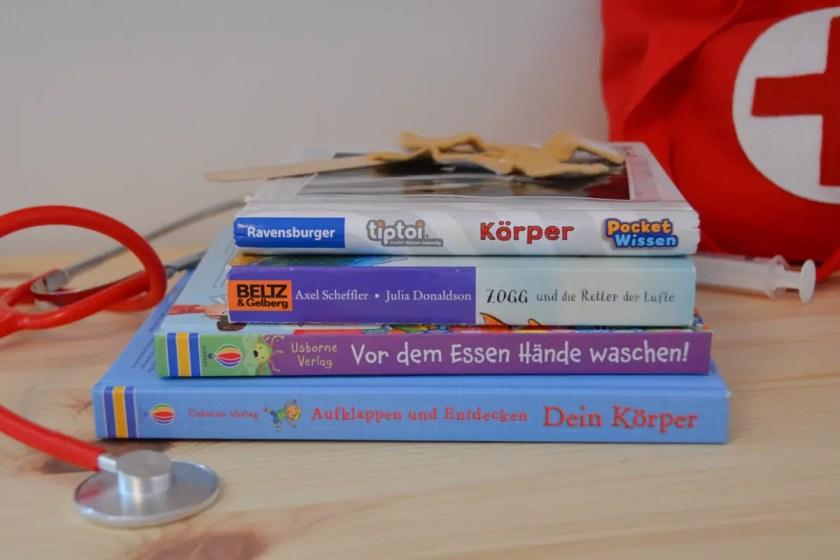 Kinder Sachbuch Gesundheit