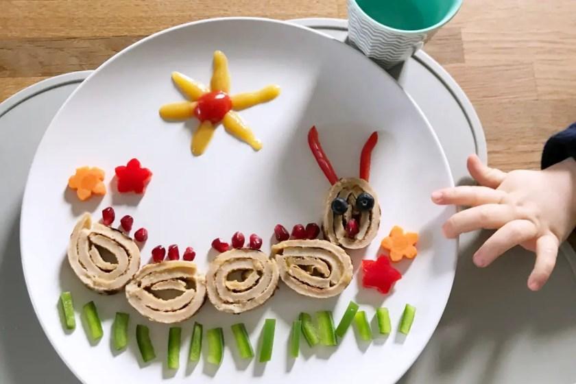 Tricks damit Kinder Gemuese essen