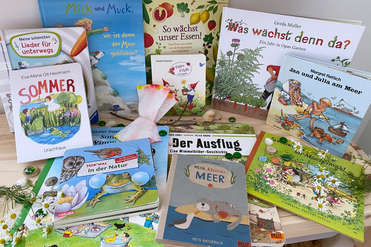 Kinderbuchtipp Sommer