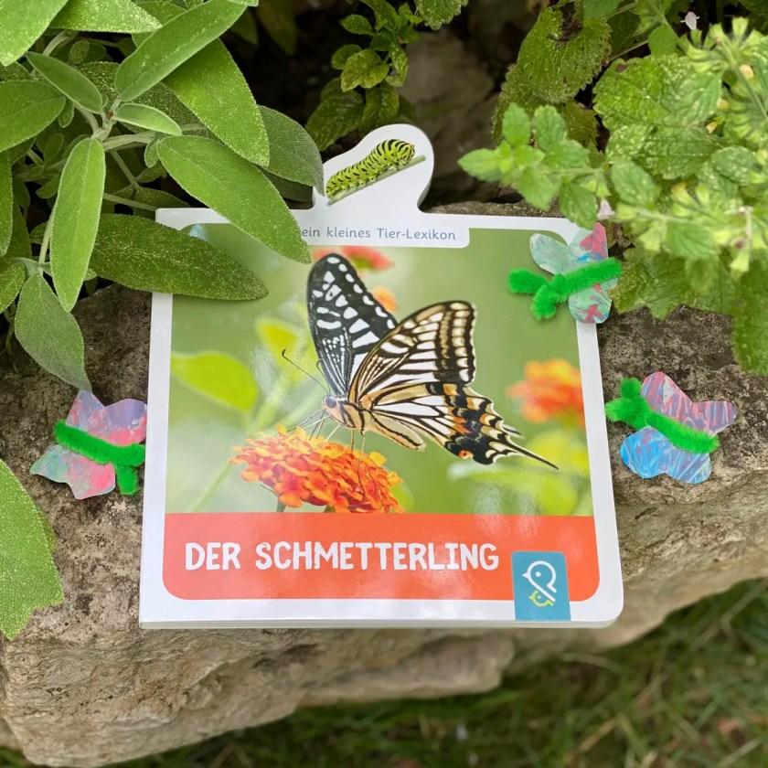 klein und gross Verlag der Schmetterling