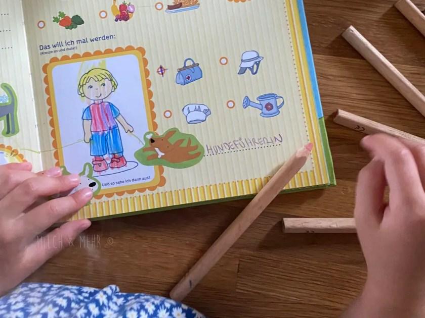 Freundebuch Ausfuellen Mamaalltag