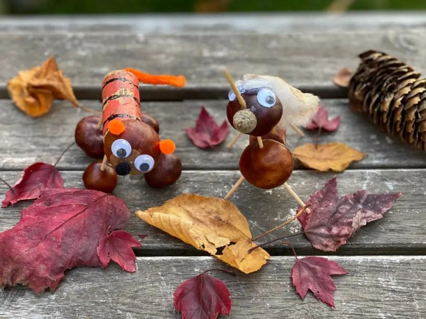 Herbst Basteln Kinder