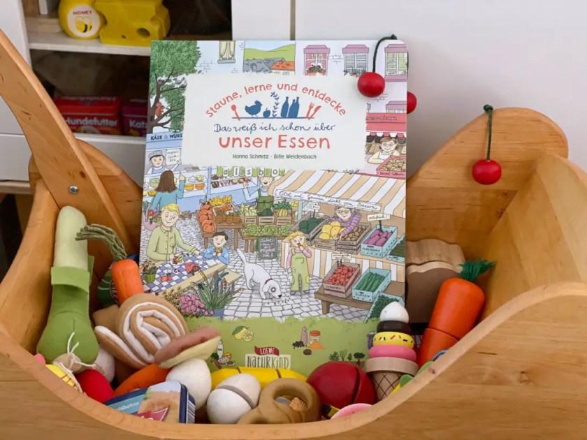 Bilderbuch Essen Kindergarten