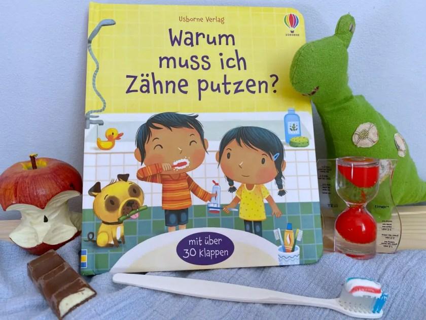 Bilderbuch Zaehneputzen