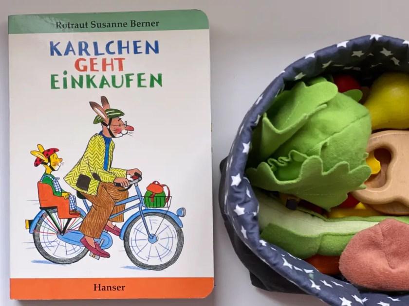 Karlchen geht Einkaufen Kinderbuch
