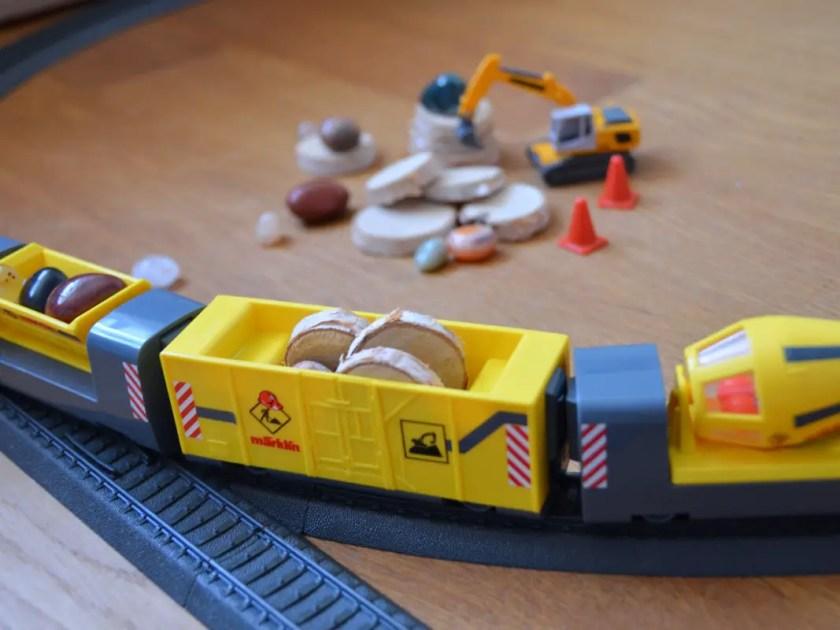 maerklin my world Spielzeugeisenbahn Test