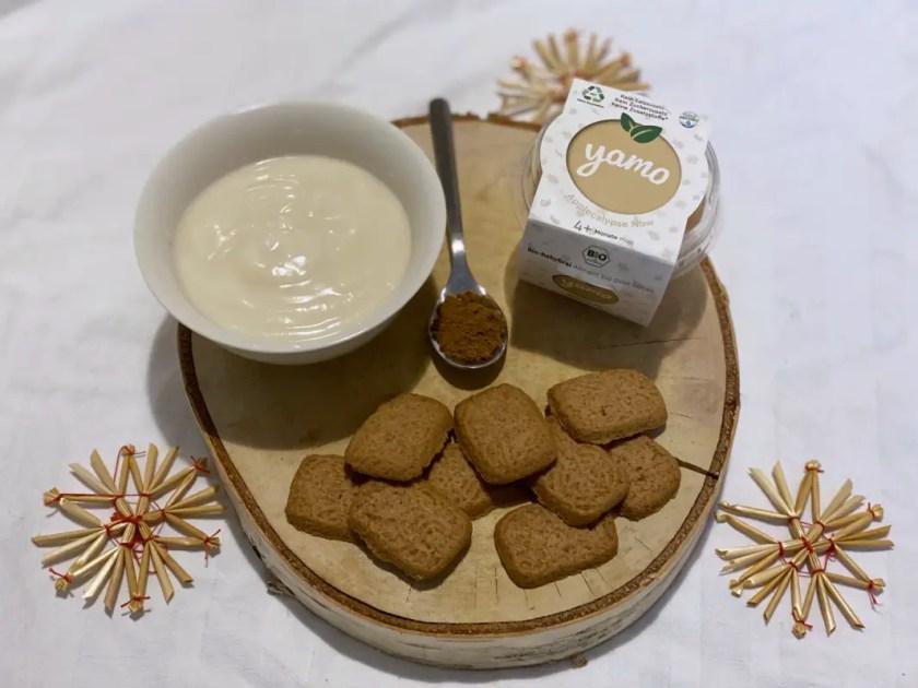 Baby Dessert Weihnachten Zuckerfrei