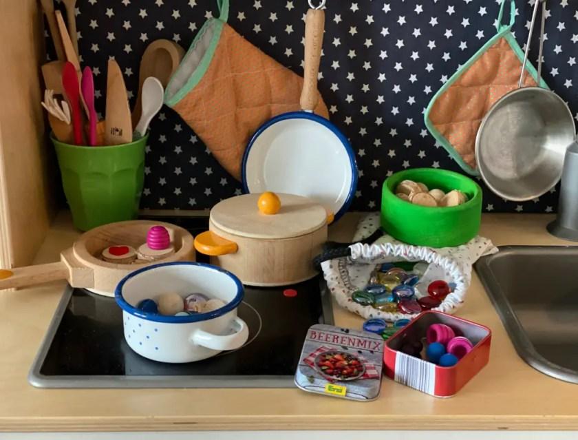 Kinderkueche Zubehoer Montessori