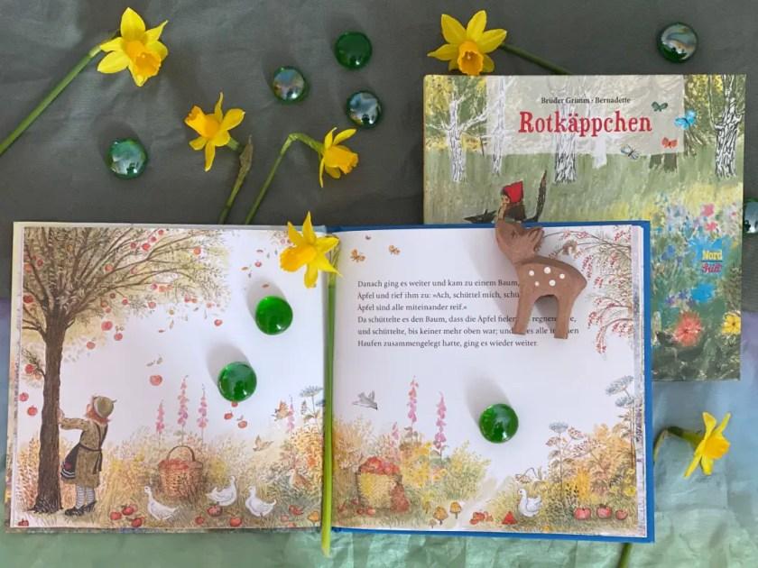 Bernadette Grimm Maerchen Buchrezension