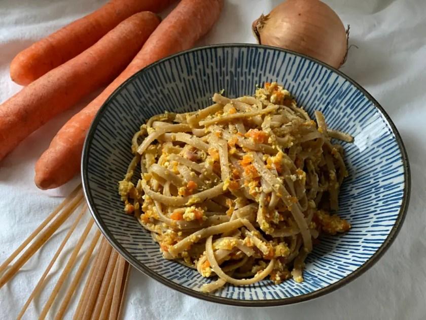 Carbonara Karotten