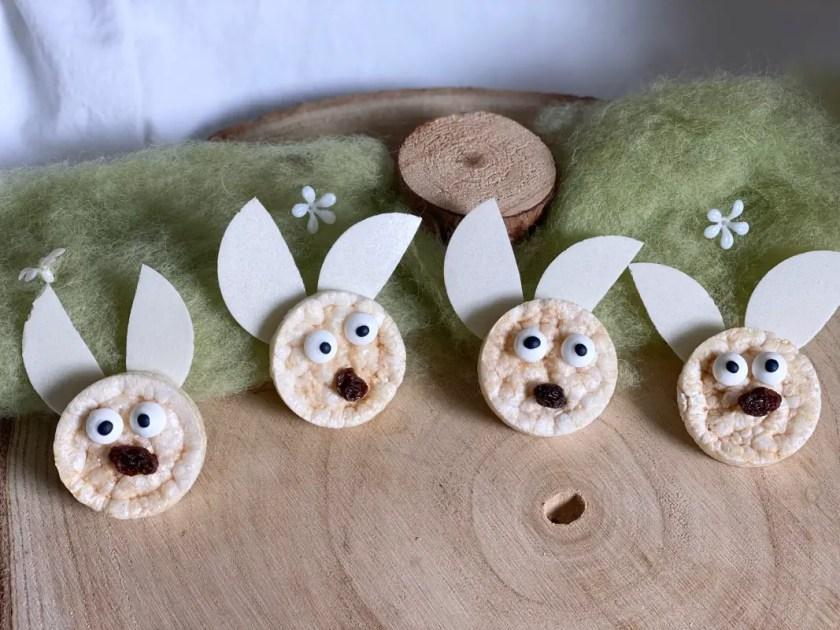 Kindersnacks Ostern