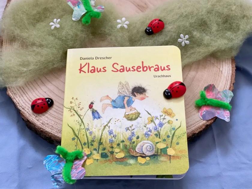 Klaus Sausebraus Buchrezension