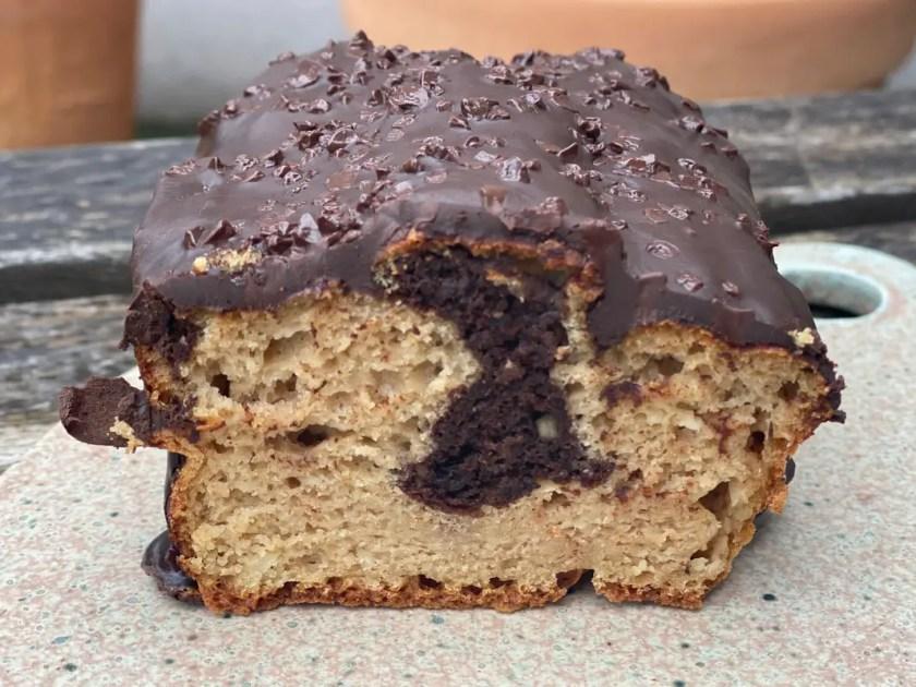 Marmorkuchen Rezept ohne Zucker