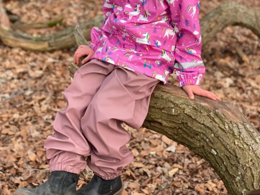 Naturzwerge Kindermode Regenkleidung