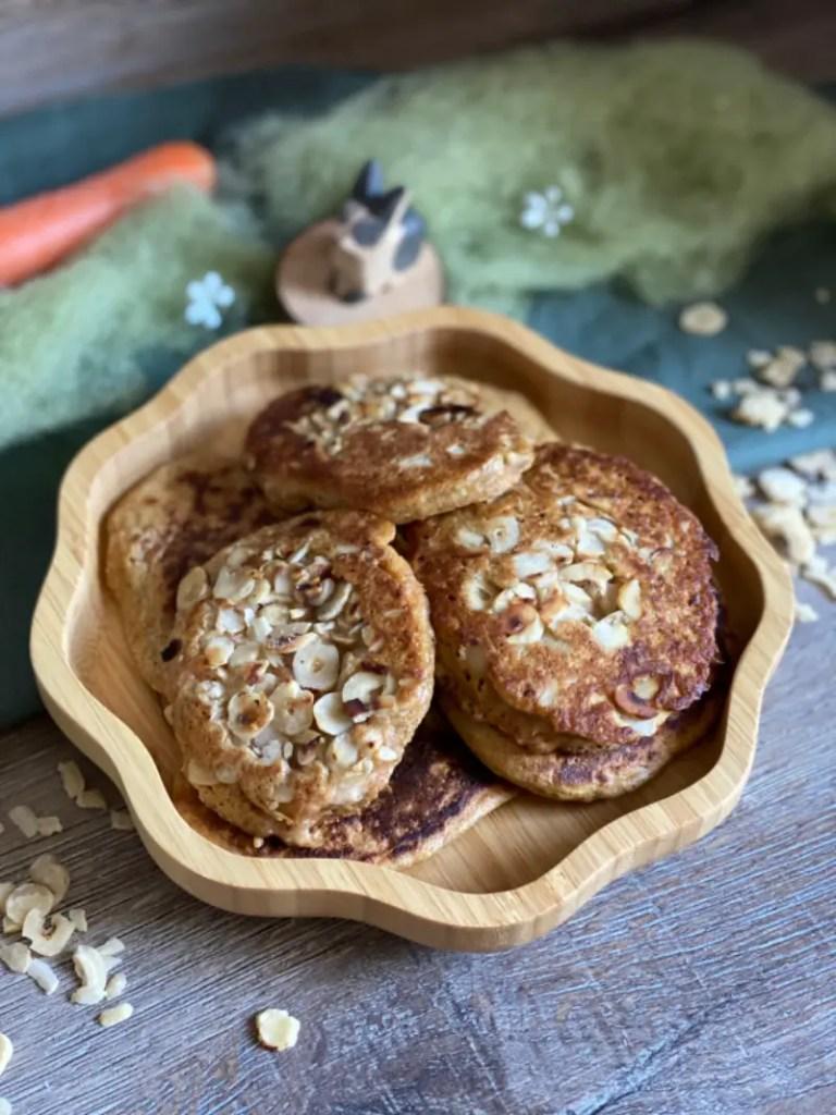 Ruebli-Pancakes Rezept