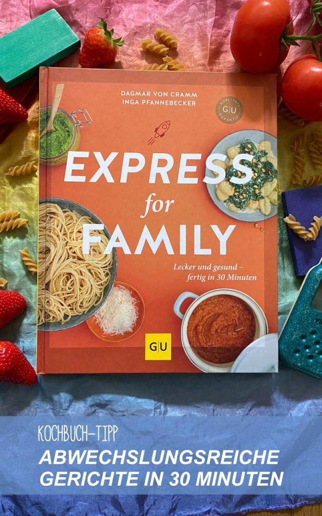 Express for Family Kochbuch