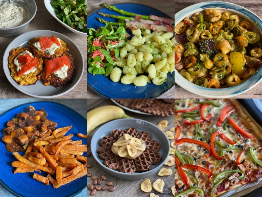 Meal Prep Ideen April Kw16