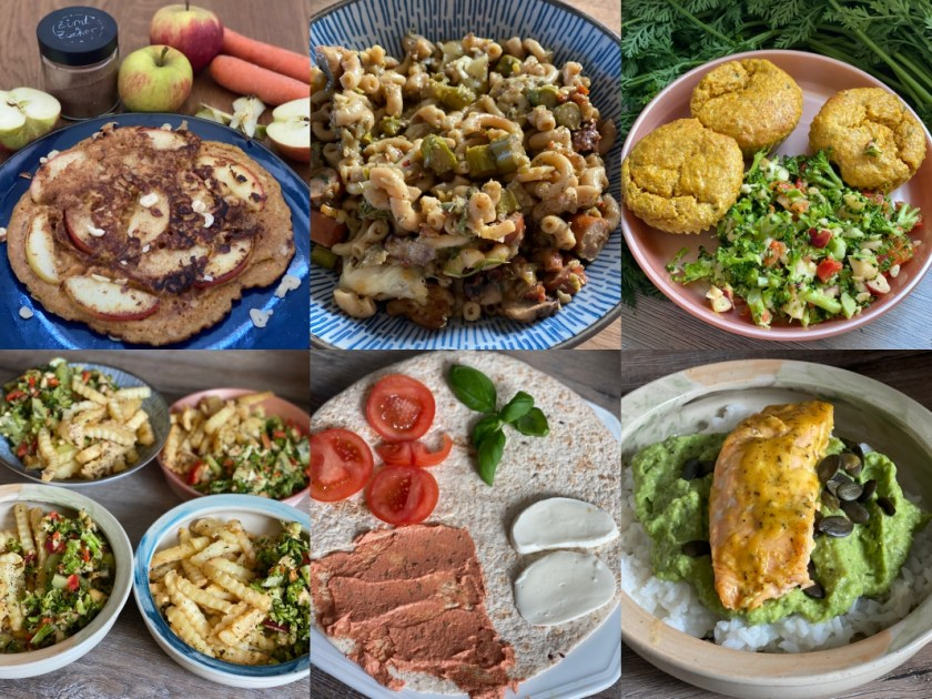 Meal Prep Ostern KW13