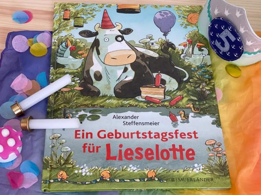 Bilderbuch Tipp Kindergeburtstag