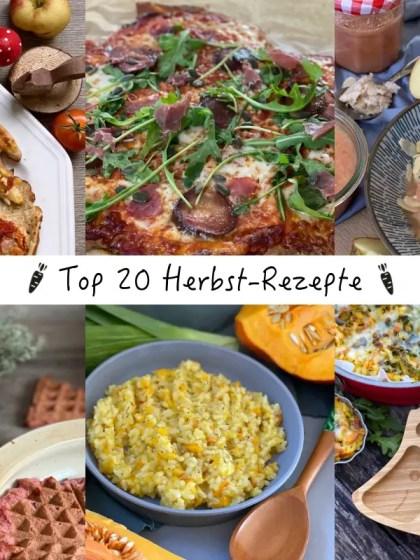 Top 20 Herbst Rezepte