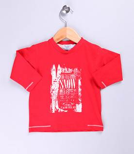 Camiseta masculina VIC