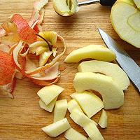 papinha de maçã 1