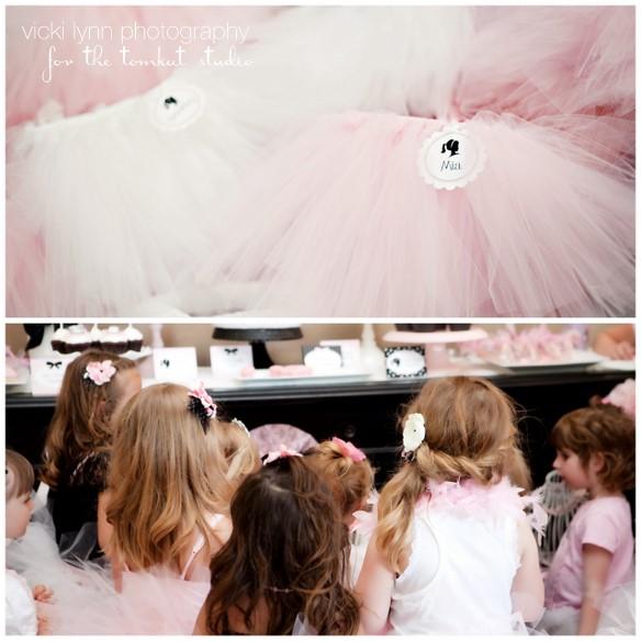 festa da barbie meninas