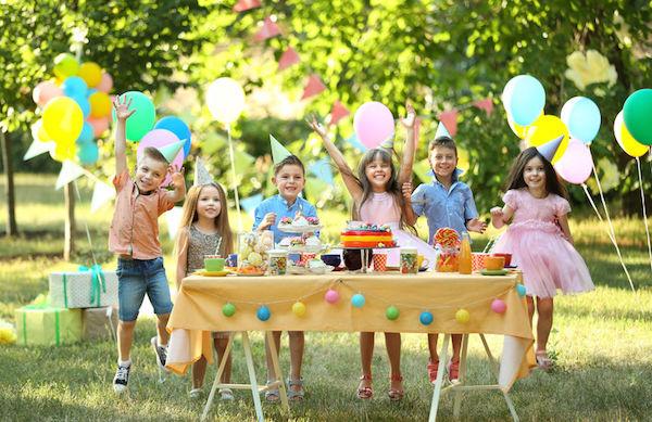 como decorar uma festa infantil