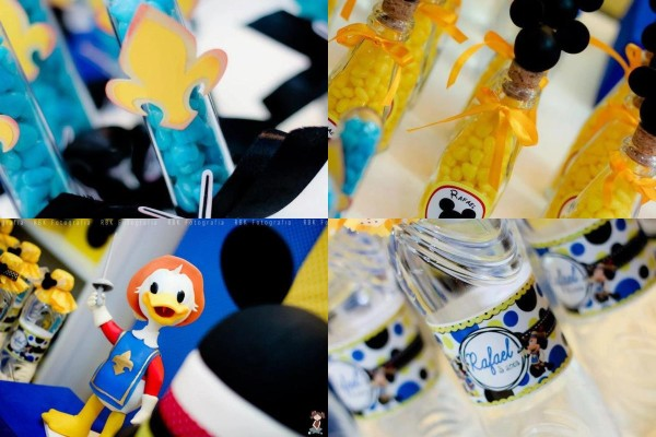 festa do mickey doces