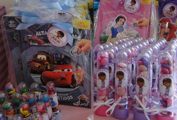festa infantil doutora brinquedos