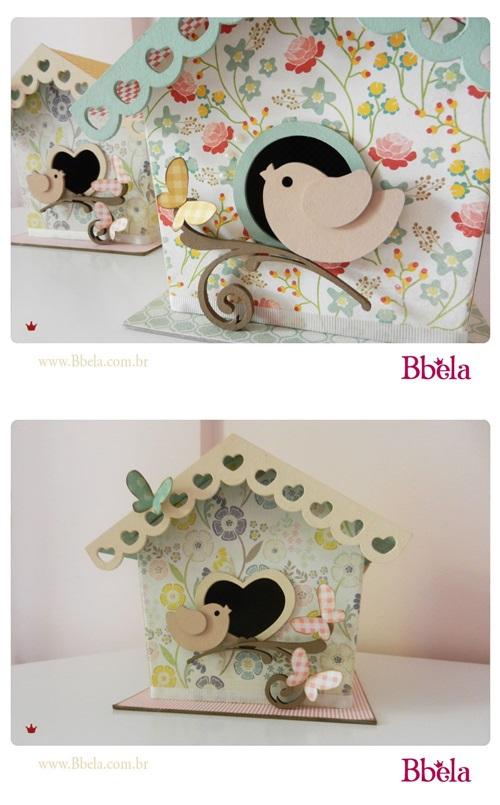Casinhas de passarinho da Bbela: http://mundinhobbela.wordpress.com/