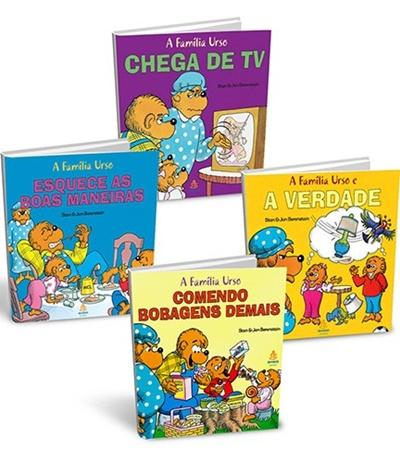 Fonte: http://www.submarino.com.br/produto/117288001/kit-livros-a-familia-urso-4-volumes-