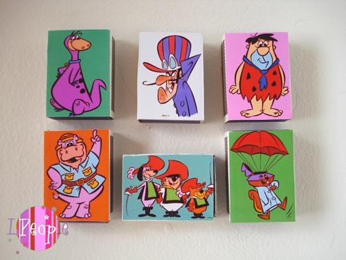Fonte: http://dicaseideias.blogspot.com.br/2011/08/caixas-de-fosforo-na-decoracao.html