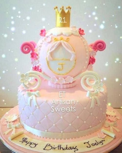 bolo de princesa 5