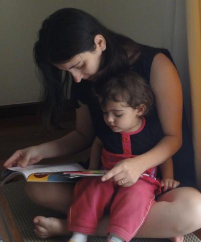 Cada momento dedicado à educação de nossos filhos, é uma semente de amor que lançamos no mundo. Sim, eu acredito nisso!