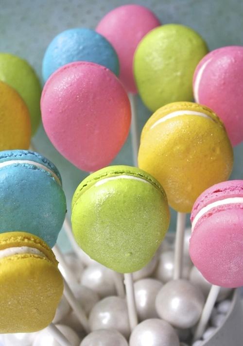 doces para festa infantil balao