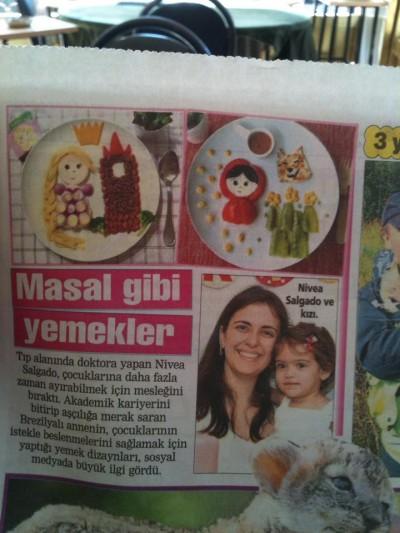 jornal turquia