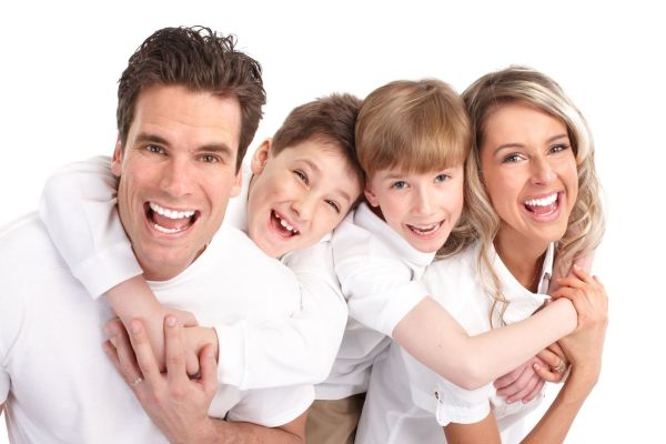 sorriso familia