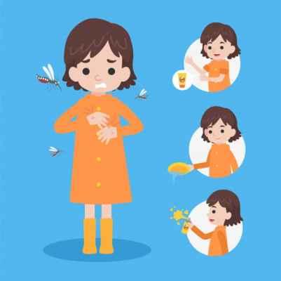 cuidados contra mosquitos