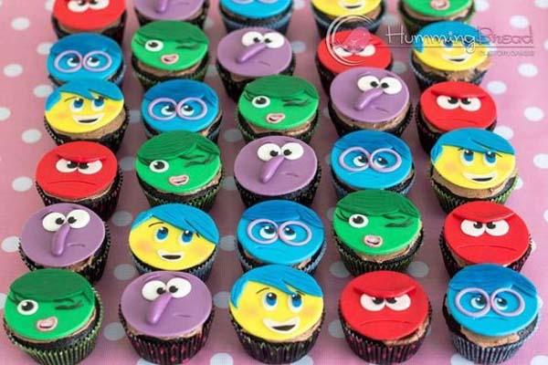 cupcakes festa divertidamente