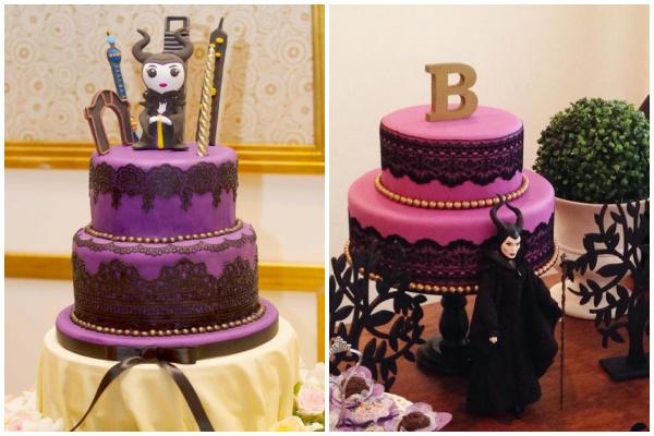 festa Malévola bolos