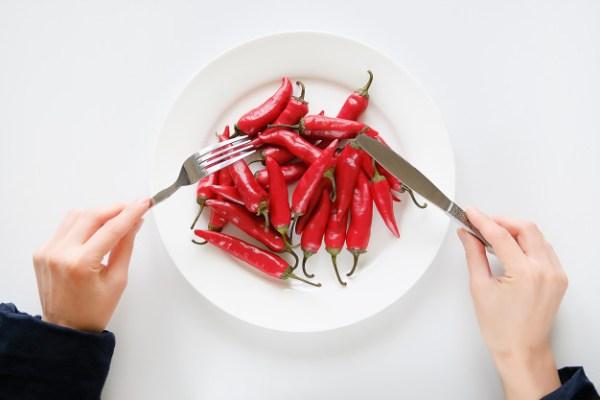 grávida pode comer pimenta