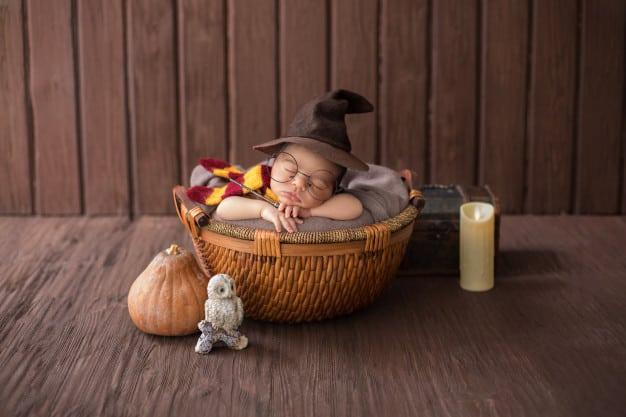 ensaio fotográfico de bebê de nomes masculinos americanos